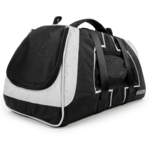 Sherpa Forma Frame Crash Tested Pet Carrier Medium Black