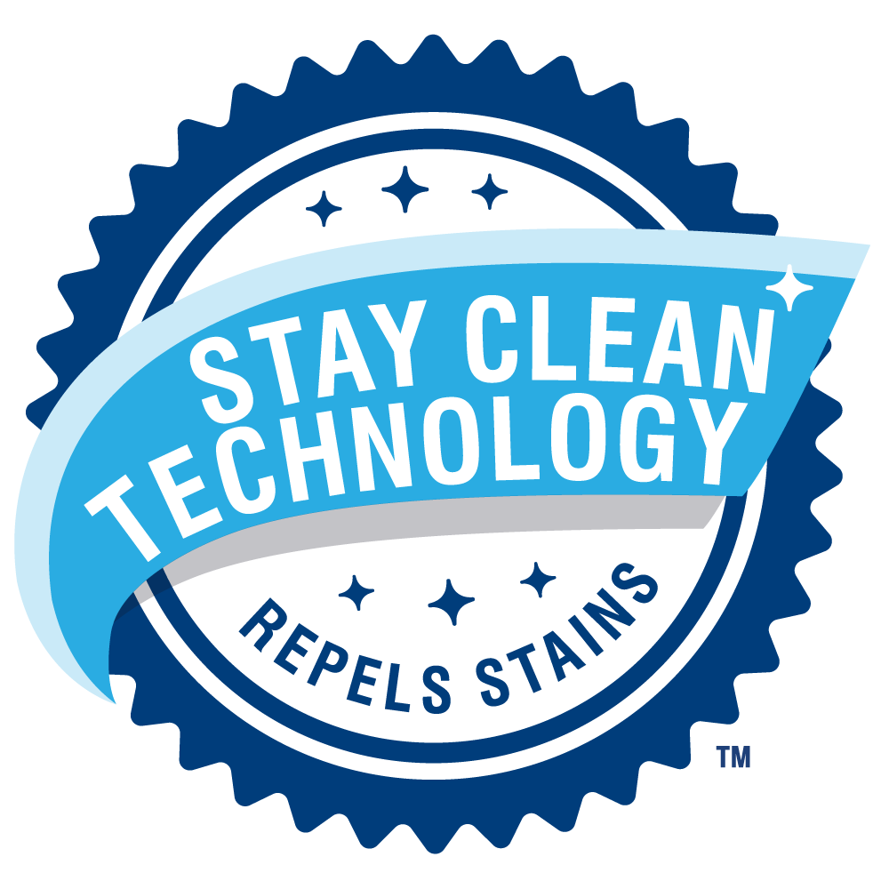 Sherpa Stay Clean Technology Repels Stains